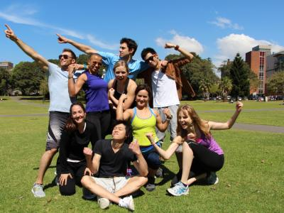 Diploma of Sport & Recreation Management (Fitness Program)