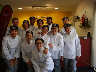 Advanced Diploma of Hospitality Management (Cookery/Patisserie major)