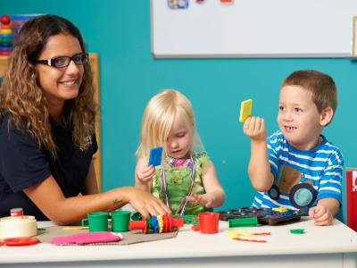 Packaged Courses: Certificate III and Diploma of Early Childhood Education and Care